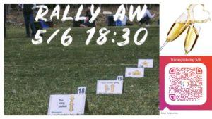 Träningstävling i Rallylydnad Nybörjarklass